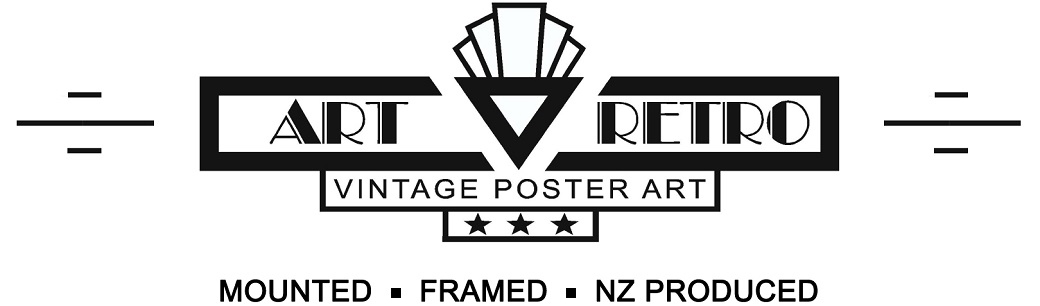Art Retro Logo